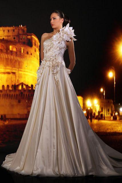 ABED MAHFOUZ WEDDING DRESSES COLLECTION Wedding Dress #wedding #gown #bridal