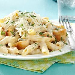 Penne Gorgonzola With Chicken #better health solutions