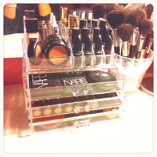 Makeup Organization Inspiration