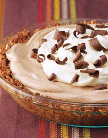 Chocolate Crunch Mud Pie