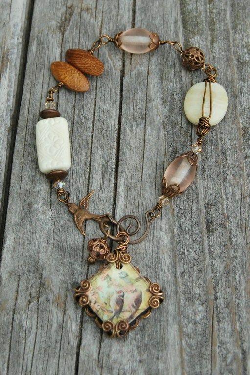 Handmade Jewelry (inspiration piece)