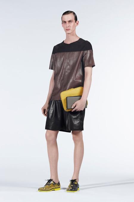 Fendi Spring/Summer 2013 Menswear Collection