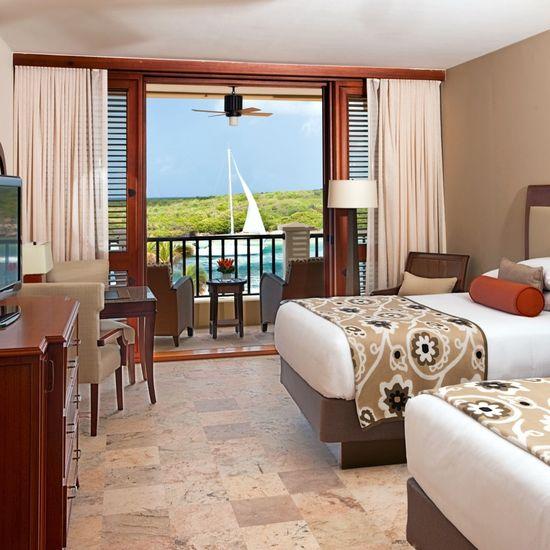Santa Barbara Beach Resort—Curacao, Netherlands Antilles. #Jetsetter