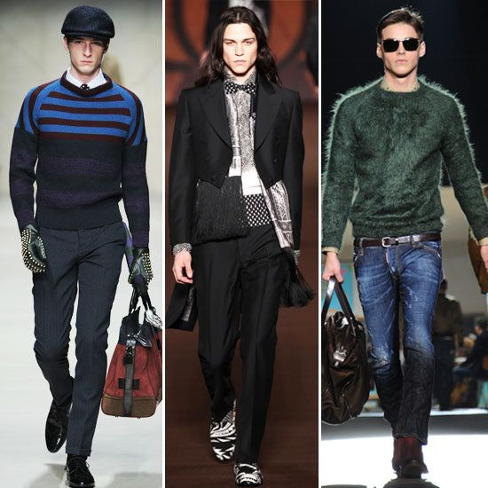 Men's Fashion Week Fall 2012