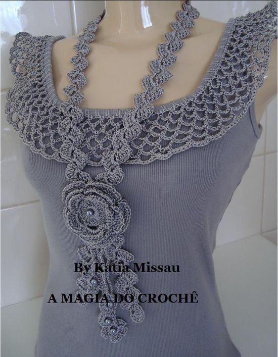 fashion +crochet