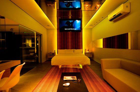 Futuristic Bedroom Designs