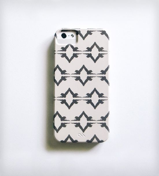 Ikat Pattern iPhone 4/4s & iPhone 5 Case