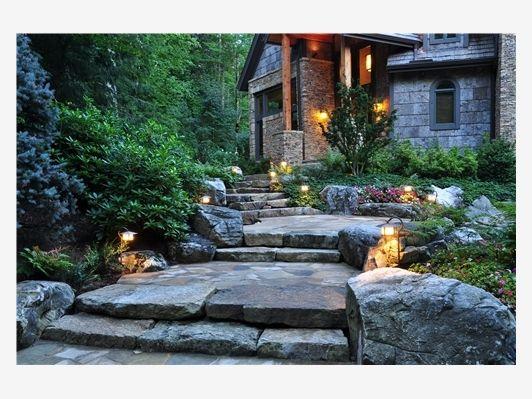 Walkway - Home and Garden Design Ideas