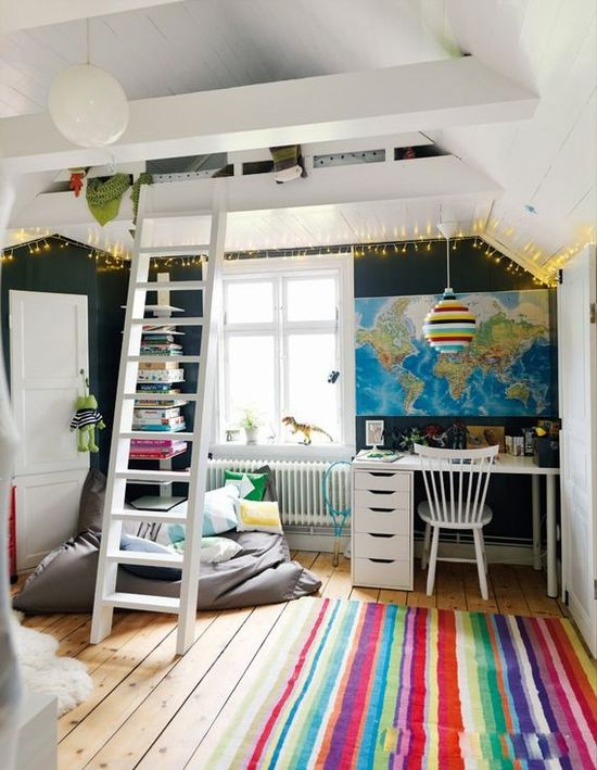 Home Design Inspiration For Your Kids Room -