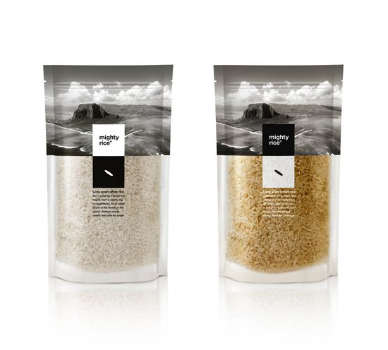 lovely package: mighty rice