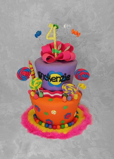 Candy Cake ~ awesome!