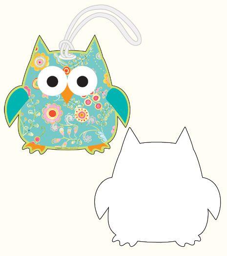 cute bag tag