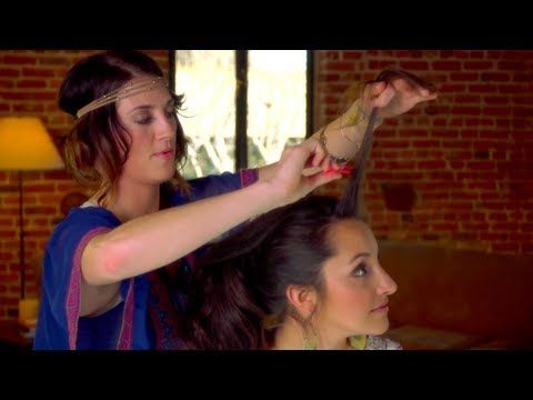 The Back Comb Is Back! 3 Hairstyle Tutorials for Massive Volume