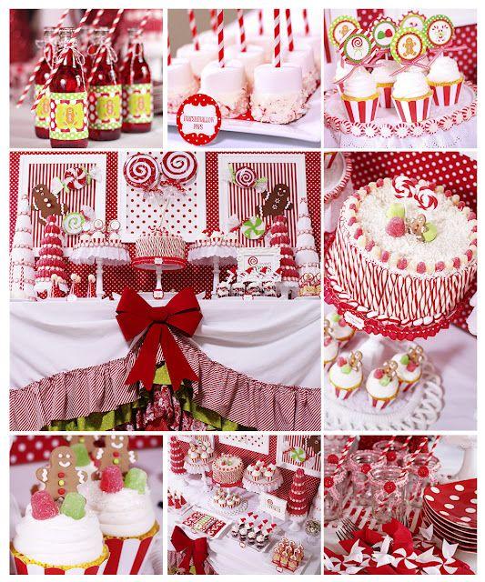 Adorable Christmas party ideas!