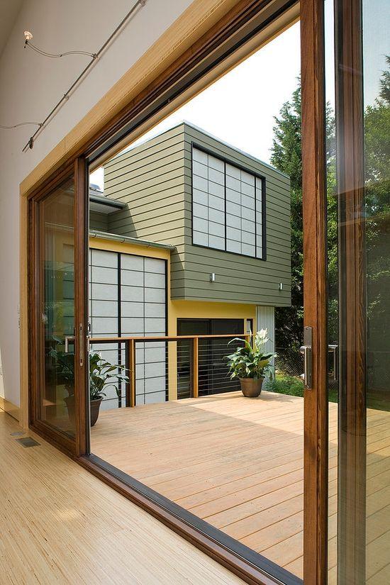 Modern Home by Gardner Mohr Architects