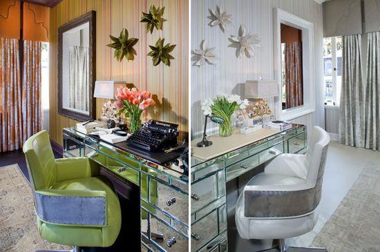 Green Couch Interior Design
