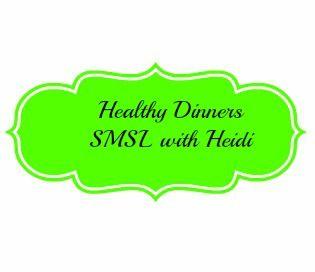 Healthy Desserts Board Cover