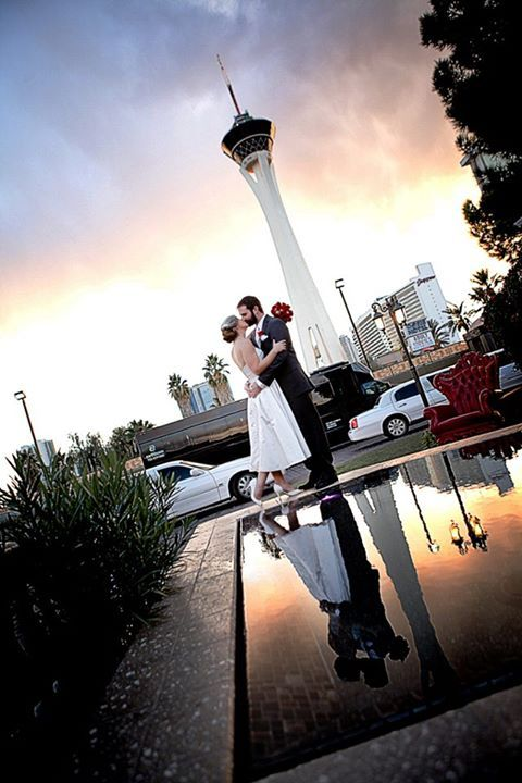 Romantic Wedding Photography from Las Vegas