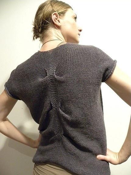 tuck knit