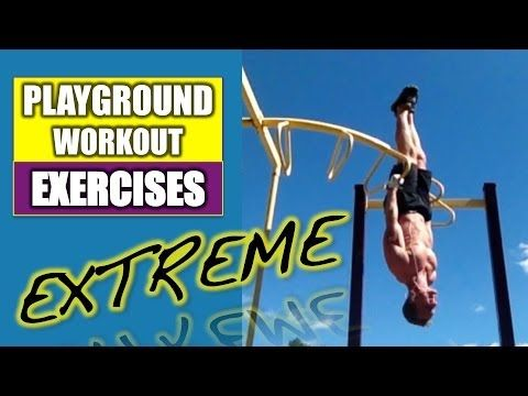Advanced Playground Exercises To Burn Fat #workout #exercises #fitfluential
