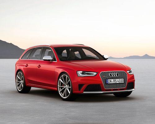 2013 Audi RS4 Avant Paintball Battle