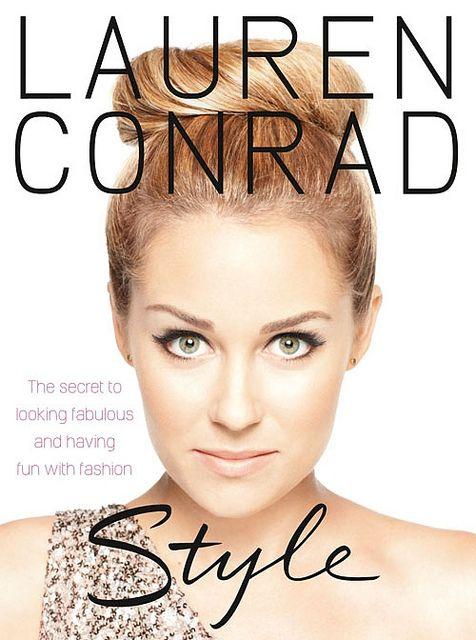 Lauren Conrad's book Style