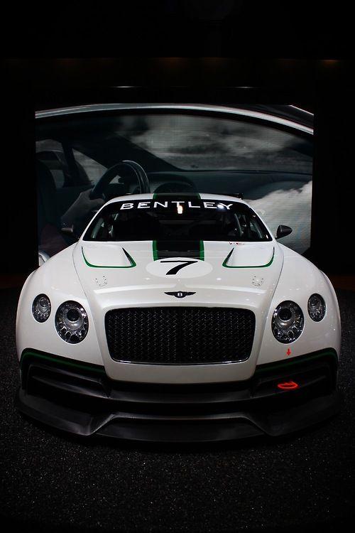 """Bentley Continental GT3"" By Apertvre"