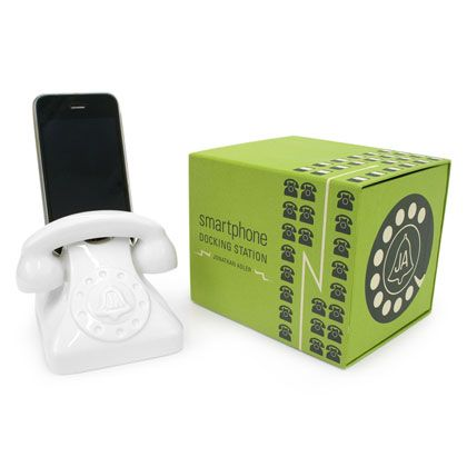 Smart phone dock by Jonathan Adler