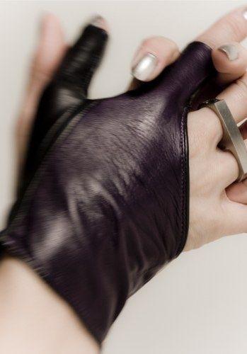 revolver gloves.