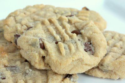 The Best Peanut Butter Cookies...with peanut butter chips and chocolate chips...yum!