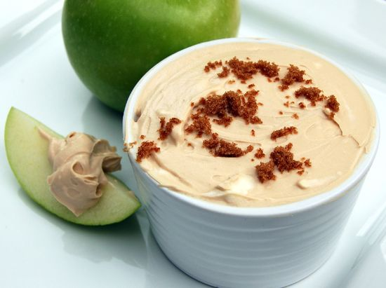 brown sugar fruit dip - Ingredients are 2 8 oz. pkgs. of CREAM CHEESE softened, 3/4 c. BROWN SUGAR, 2-1/2 tsp. VANILLA, 1/2 tsp. CINNAMON.  Beat the cream cheese for 2 minutes with a mixer on medium speed.  You want it fluffy.  Add the other ingredients and continue mixing util fully incorporated.  Put in serving dish and sprinkle with brown sugar.