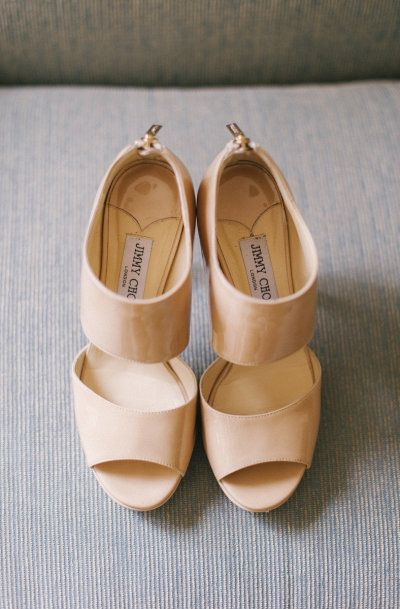 "Perfect ""I do"" shoes from jimmychoo.com Photography: Judy Pak Photography judypak.com/"