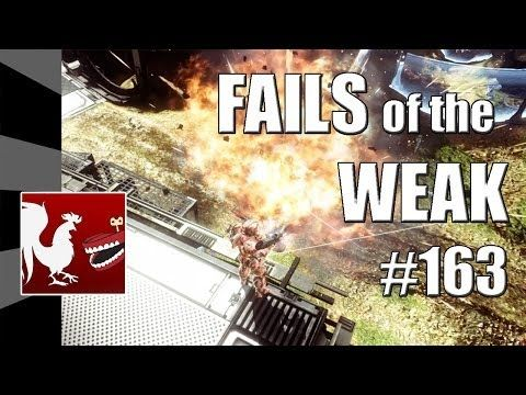 Fails of the Weak : Volume 163 - Halo 4 (Funny Halo Bloopers and Screw-Ups!) - geekstumbles.com/...