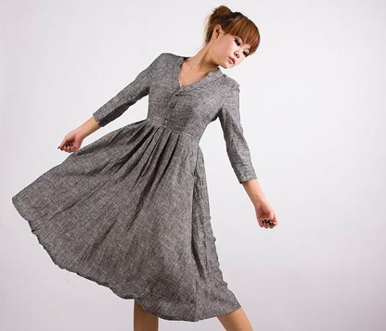 Church dress...