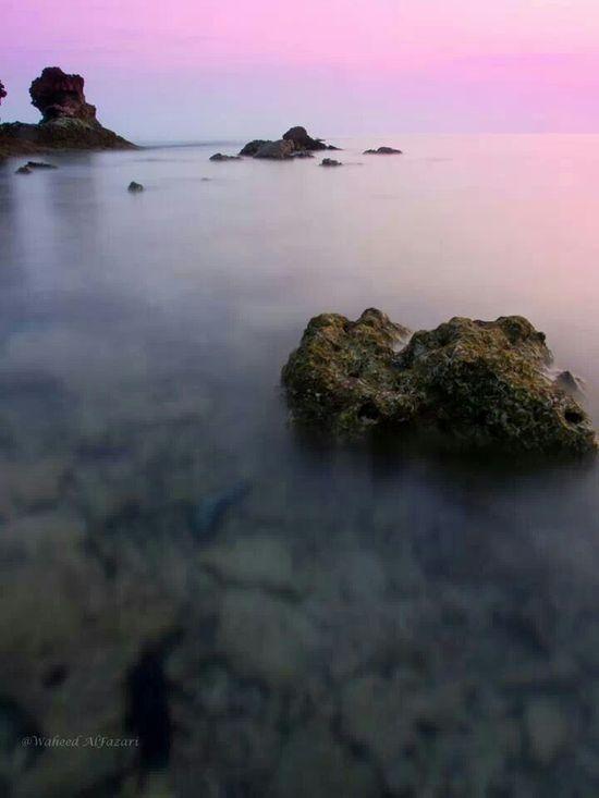 Beautiful Beach - Oman