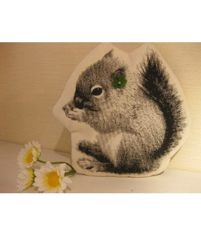 small stuffed animal pillows