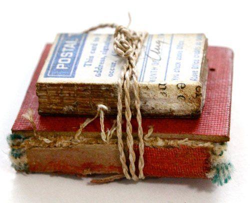 amandaonwriting:    Handmade Journal