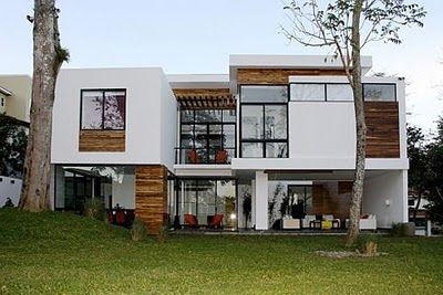 Casa Gutierrez, Modern House Design in El Salvador