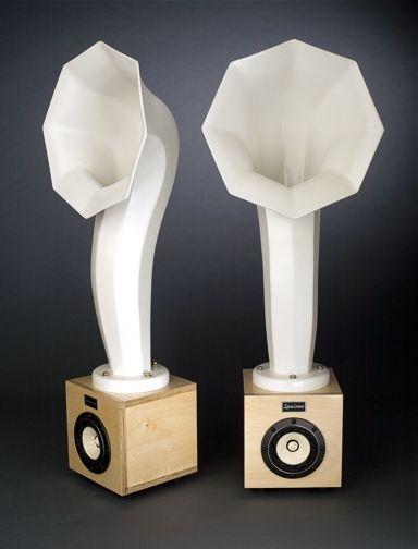 Specimen Little Horn Speakers