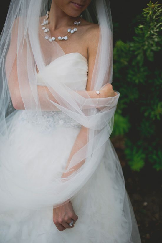 beautiful veil shot / Lime Green Photography