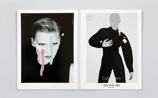 graphic design magazine fashion