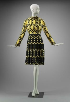 Teal Traina and Geoffrey Beene, Woman's dress, American, early 1960s.