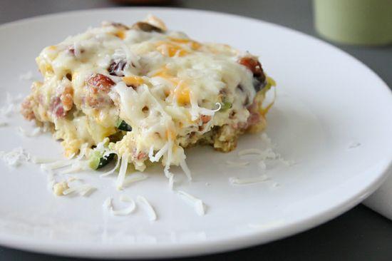 Breakfast Quinoa Casserole