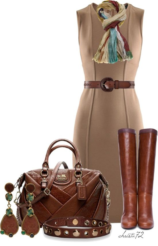 """Coach"" by christa72 on Polyvore"