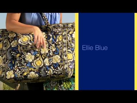 Liz on Location: Spring Blues for Vera Bradley