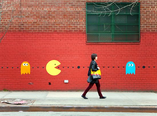Color Me Katie's Street Art on The Import