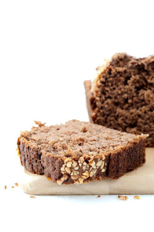 Chocolate, almond & date cake