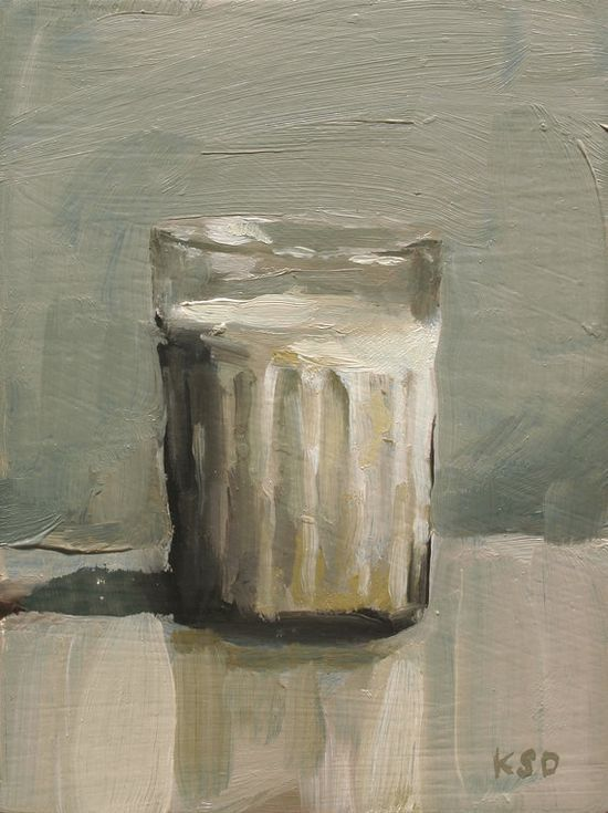 Oil on wood, by Kai Samuels-Davis