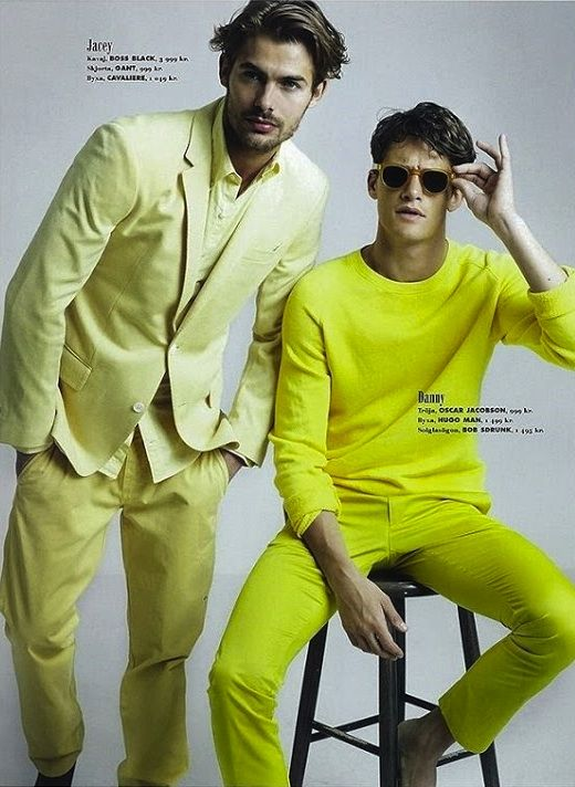 men's fashion & style: Photo