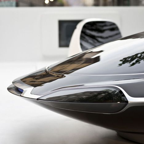 Mutation by Ora-Ïto for Citroën (technically a spaceship, not a car)